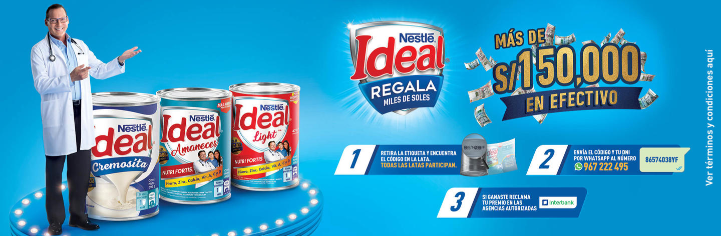 Ideal Regala Miles de Soles